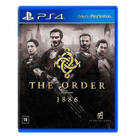 The Order 1886 - Ps4 (Semi-Novo)