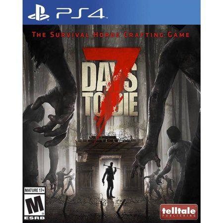 Seven Days to Die Ps4 (Semi-Novo)