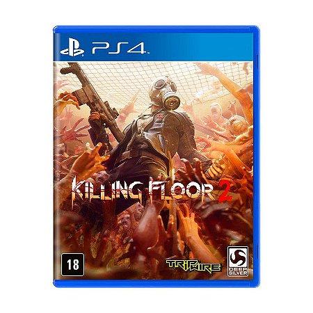 Killing Floor 2 Ps4 (Semi-Novo)