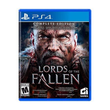 Lords Of The Fallen PS4 (Semi Novo)