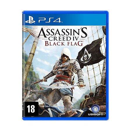 Assassin's Creed 4 - Black Flag (Semi-novo)