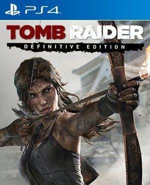 Tomb Raider Definitive Edition - Ps4 (Semi-Novo)