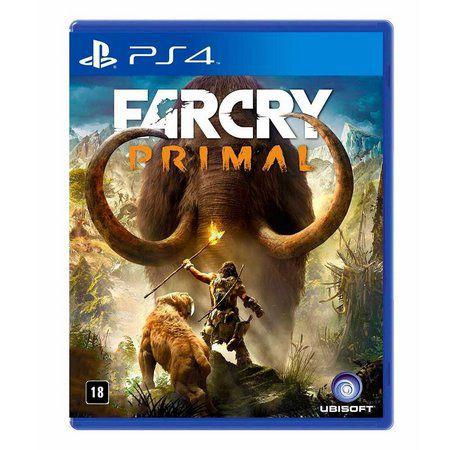 Far Cry Primal Ps4 (Semi-Novo)