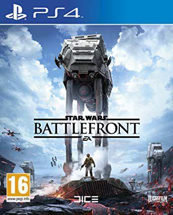 Star Wars : Battlefront - Semi Novo PS4
