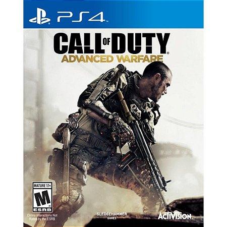 Call of Duty: Advanced Warfare - Semi Novo PS4