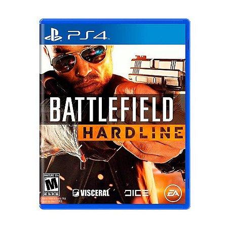 Battlefield: Hardline Ps4 (Semi-Novo)