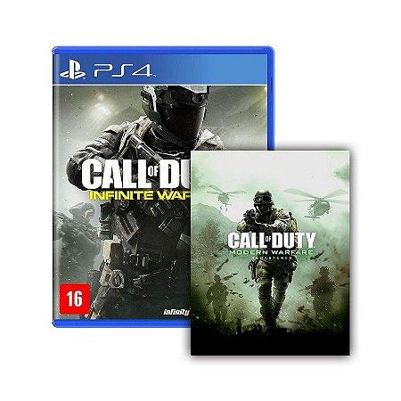 Call of Duty: Infinite Warfare Edição Legacy Ps4 (Semi-novo)