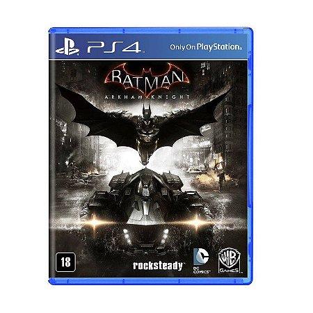 Batman Arkham Knight - Ps4 (Semi-Novo)