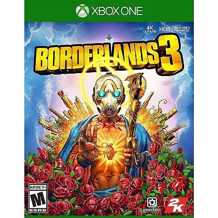 Pré-Venda Borderlands 3  Xbox One