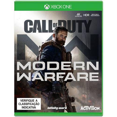 Pré-Venda Call Of Duty: Modern Warfare Xbox One