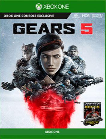 Pré-Venda Gears 5 Xbox One