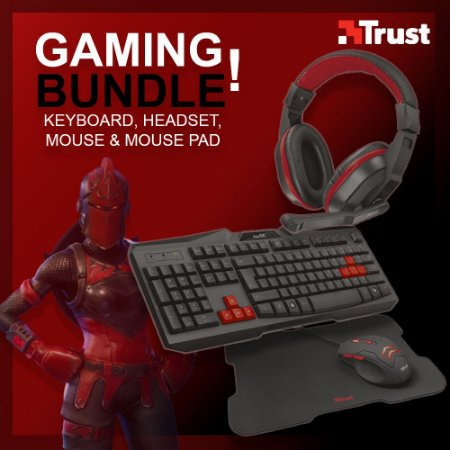 KIT 4X1 GAMER TECLADO/MOUSE/MOUSE PAD/ HEADSET ZIVA