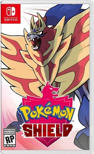 Pokemon Shield - Switch - Pré Venda