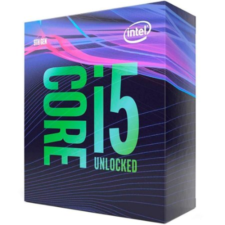 Processador Intel Core i5-9600K Coffee Lake Refresh, Cache 9MB, 3.7GHz (4.6GHz Max Turbo), LGA 1151 - BX80684I59600K