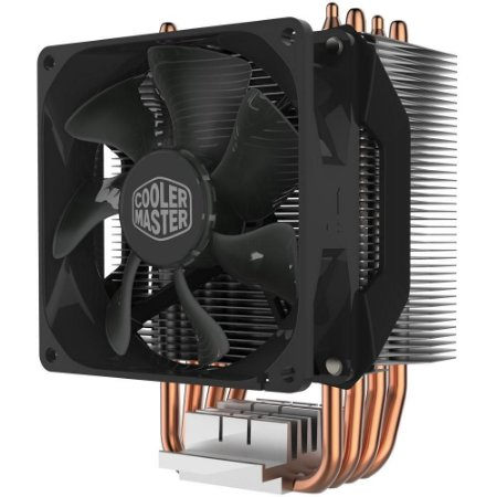 Cooler para Processador Cooler Master, AMD, Intel, Hyper H412R - RR-H412-20PK-R2