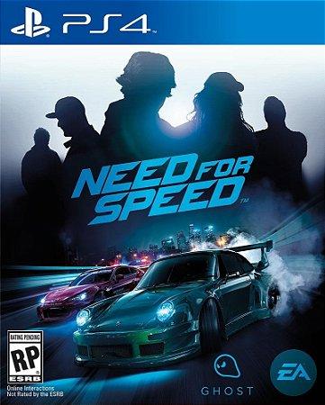 Jogo Need for Speed - PS4 - Corrida  - PLAY 4 - PLAYSTATION 4