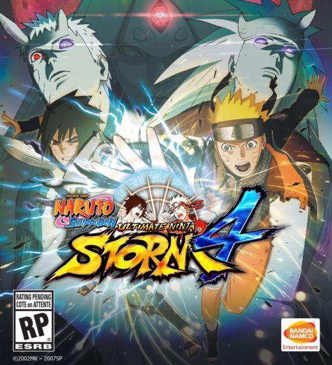 Jogo Naruto Shippuden: Ultimate Ninja Storm 4 - PS4 - PLAY 4 - PLAYSTATION 4 - Luta