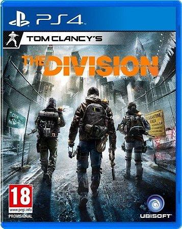Jogo Tom Clancy`s: The Division - PS4 - PLAY 4 - PLAYSTATION 4 - Tiro/Ação