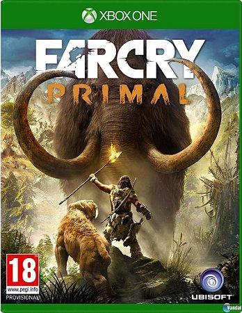 Jogo Far Cry: Primal - XBOX ONE - XONE - Aventura/ação/idade da pedra