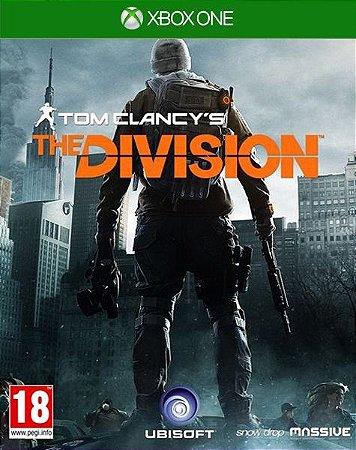 Jogo Tom Clancy`s: The Division - XBOX ONE- XONE - Tiro/Ação