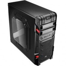 COMPUTADOR VGAMER CYCLONE - Intel Core i3 8100, H310, 8GB DDR4, GTX 1060 3GB, 1TB, 400W, Gabinete GT/ PC GAMER