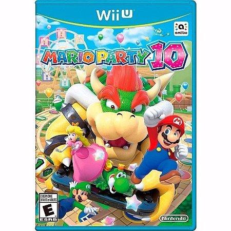 Mario Party 10 - Aventura - Wii U