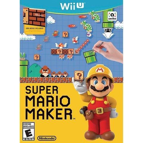 Super Mario Maker - Aventura/Imaginação - Wii U