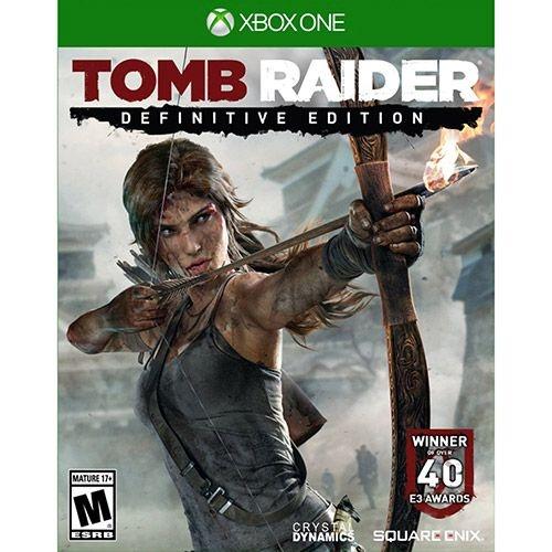 Jogo Tomb Raider: Definitive Edition - Aventura/ação - Xbox One - XONE