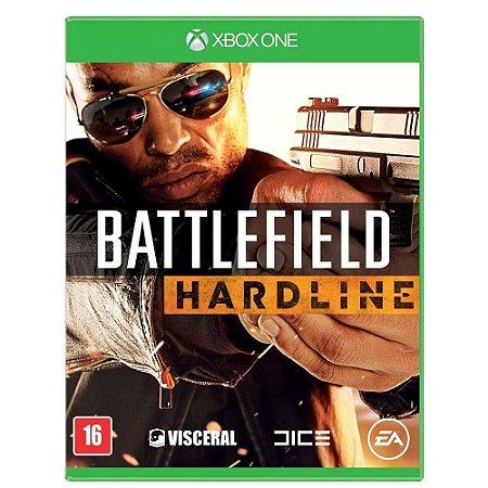 Jogo Battlefield Hardline - FPS/Tiro - XBOX ONE - XONE