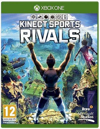 Jogo Kinect Sports Rivals - Esportes - XBOX ONE - XONE