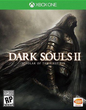 Jogo Dark Souls II: Scholar of the first Sin - RPG - XBOX ONE - XONE