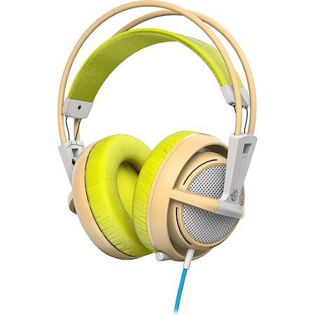 Fone de Ouvido Headset Siberia 200 Gaming Gaia Green - 51137