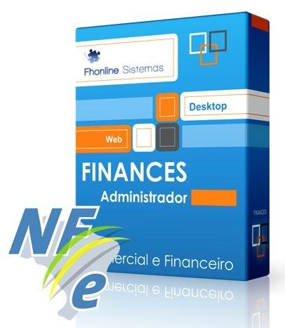 FINANCES Administrador com NF-e