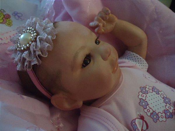 Bebezinha reborn com 2 kg e 52 cm aproximados