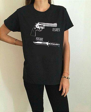Blusa Business Guns