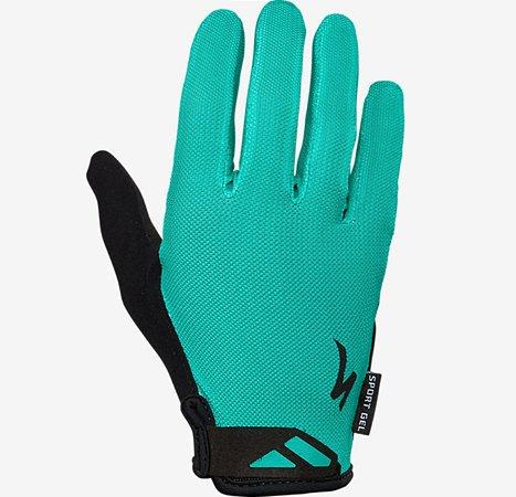 Luvas Body Geometry Sport Gel Long Finger