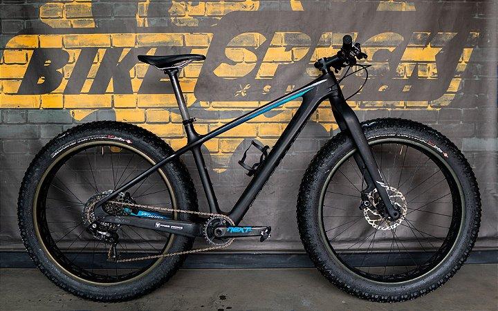 Bicicleta Specialized FatBoy carbono - M