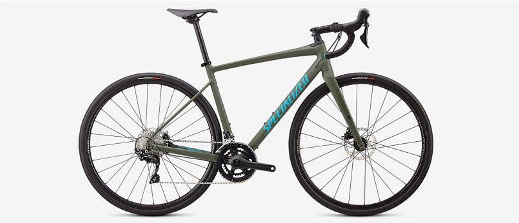 Bicicleta Specialized Diverge Comp E5 - 54 (Bike nova teste)