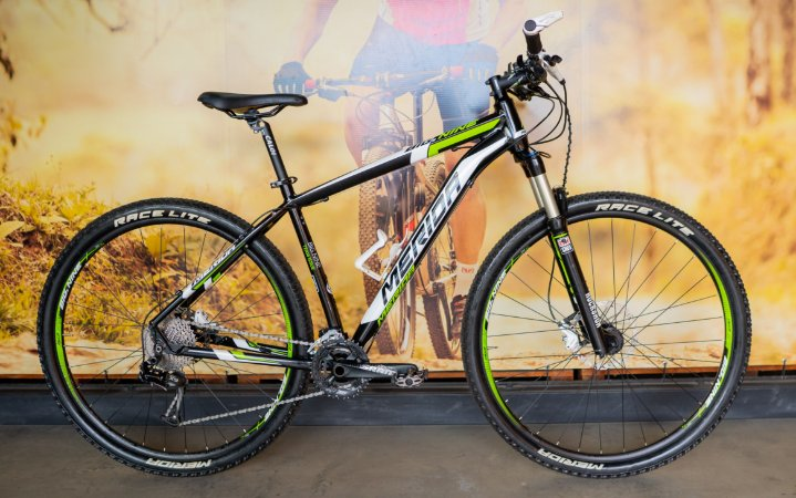 Bicicleta Merida Big Nine - L