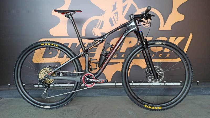 Bicicleta Specialized Epic WC - L