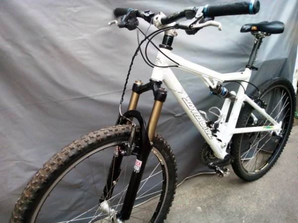 Bike MTB SANTA CRUZ SUPERLIGHT 'M'