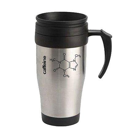 Caneca Térmica Caffeine