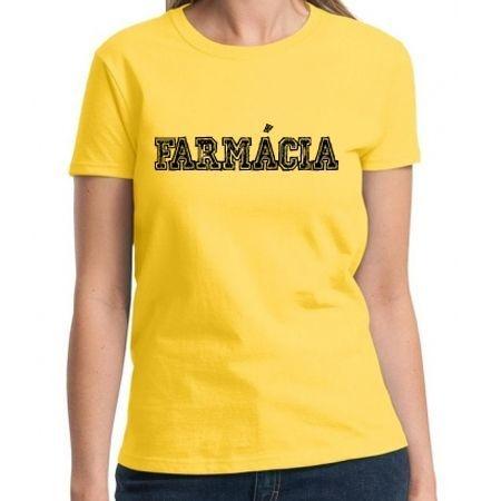 Camisa Farmácia Feminina
