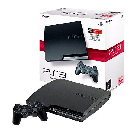 Console PlayStation 3 Slim 250GB - Sony