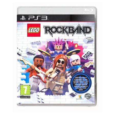 Jogo Lego Rockband - PS3