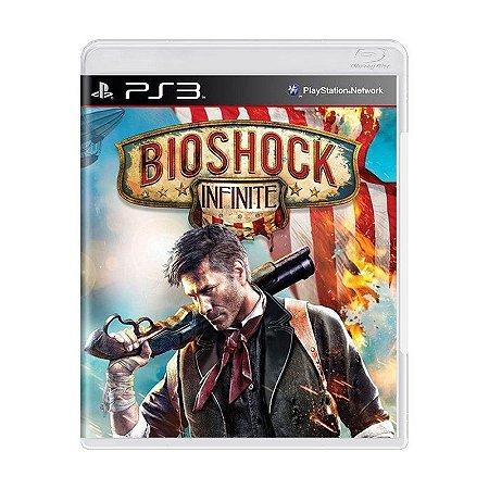 Jogo Bioshock Infinite - PS3