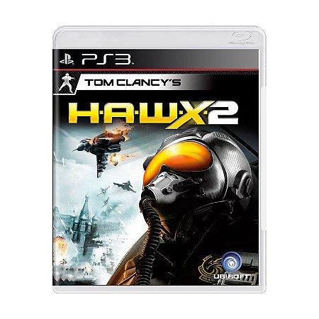 Jogo Tom Clancy's: Hawx 2 - PS3
