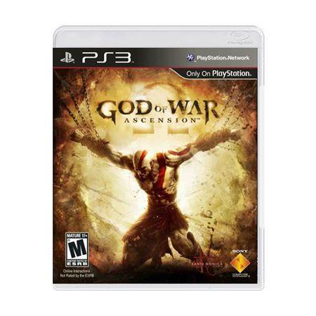 Jogo God of War: Ascension - PS3