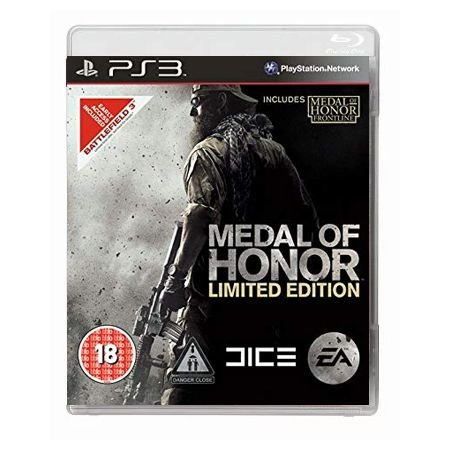 Jogo Medal of Honor: Limited Edition - PS3