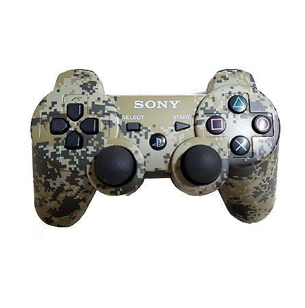 Controle Sony Dualshock 3 Minecraft - PS3